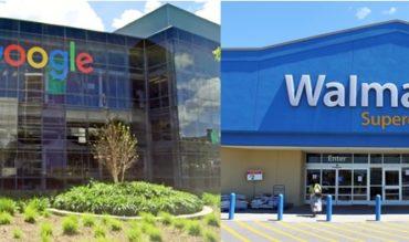Google e Walmart, alleanza strategica per dominare il mondo dell'e-commerce. Arriva lo shopping vocale.