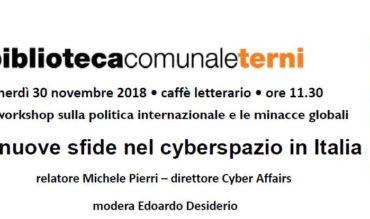 Le nuove sfide nel cyberspazio in Italia